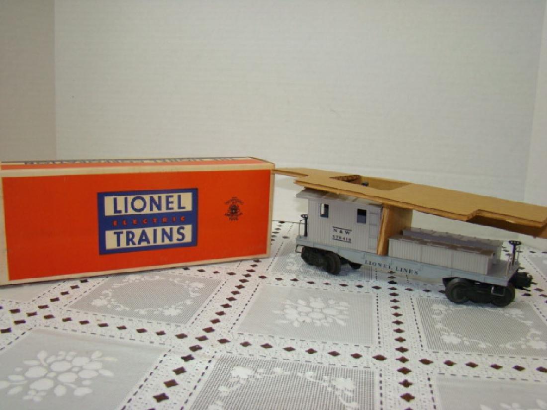 LIONEL WORKING CABOOSE IN ORIGINAL BOX