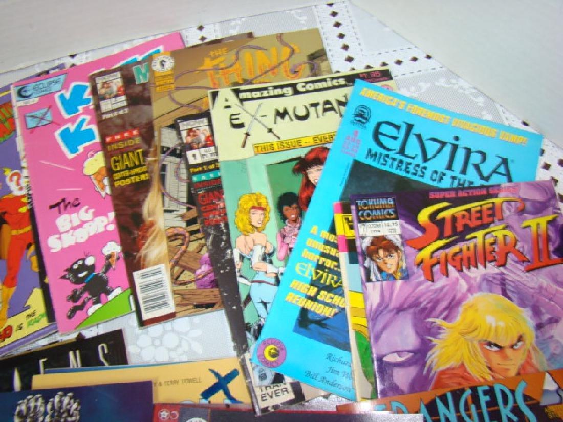 ELVIRA-SPECIES-V FOR VENDETTA & MORE COMICS - 2