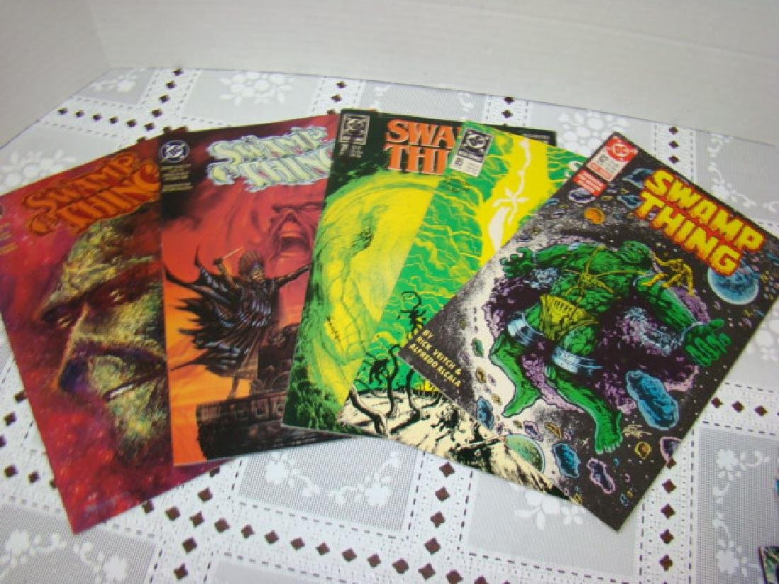 APPROXIMATELY 70 SWAMP THING COMICS - 4