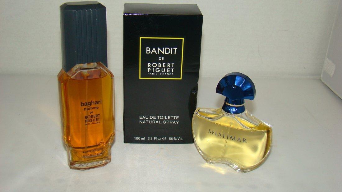 BANDIT-BAGHARI-SHALIMAR PERFUME