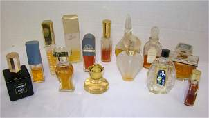 VINTAGE COLLECTION OF MINIATURE PERFUMES