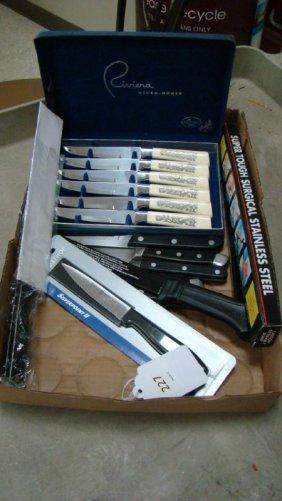 RIVIERA STEAK KNIFE SET-MORE KNIVES