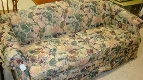 ABSTRACT FLOWER DESIGN SOFA