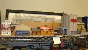 HO SCALE TRAIN STRUCTURESBUILDINGSMODEL POWER