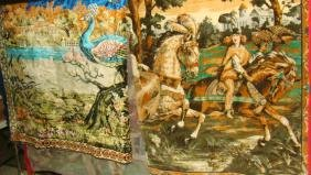 Vintage Tapestry Wall Hangings