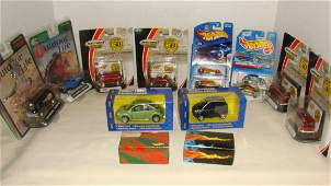 HOT WHEELS-MATCHBOX-ROAD & TRACK DIE CAST CARS NEW
