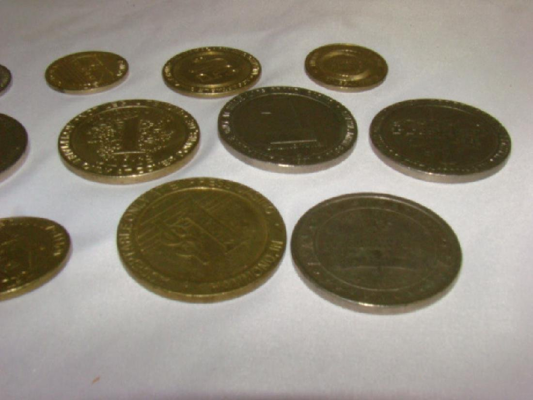 CASINO AND GAMING TOKENS - 2