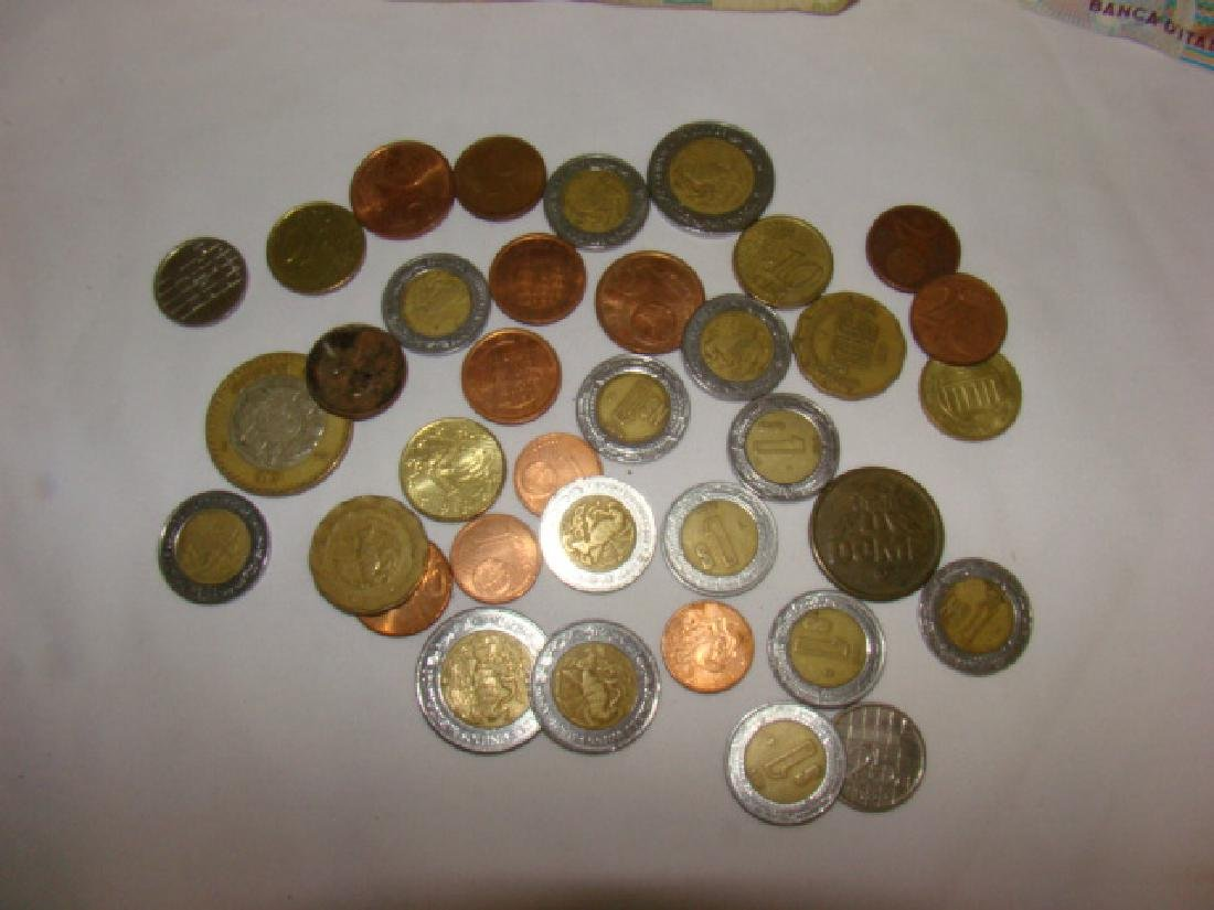 FOREIGN COINS & MORE - 2