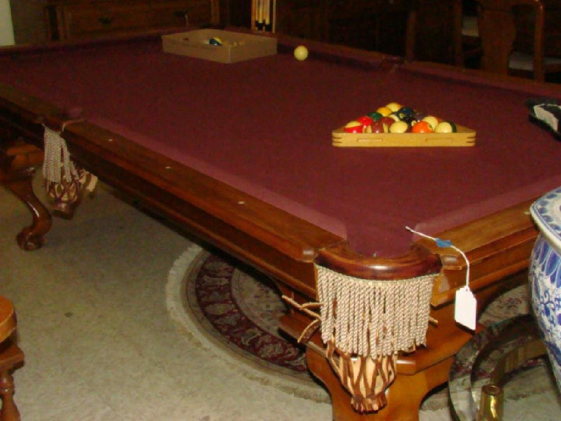 BILLIARDS TABLE BY PETER VITALIE COMPANY U0026 MORE