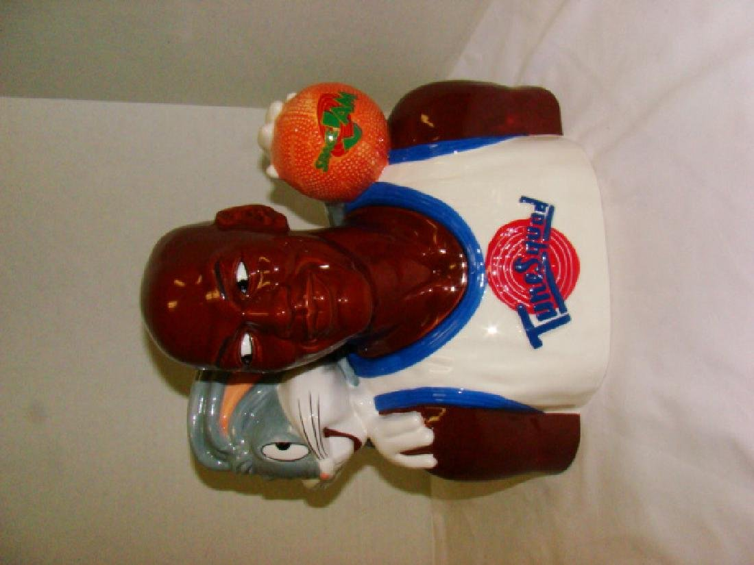 SPACE JAM CERAMIC COOKIE JAR - 2