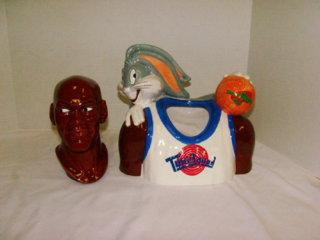 SPACE JAM CERAMIC COOKIE JAR - 3