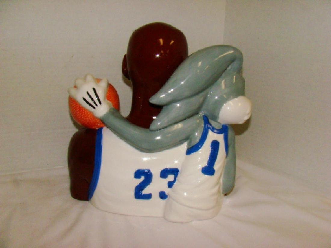 SPACE JAM CERAMIC COOKIE JAR - 4