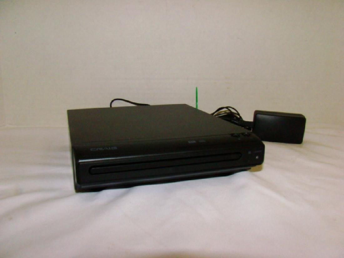 CRAIG DVD PLAYER WITH BOX - 2