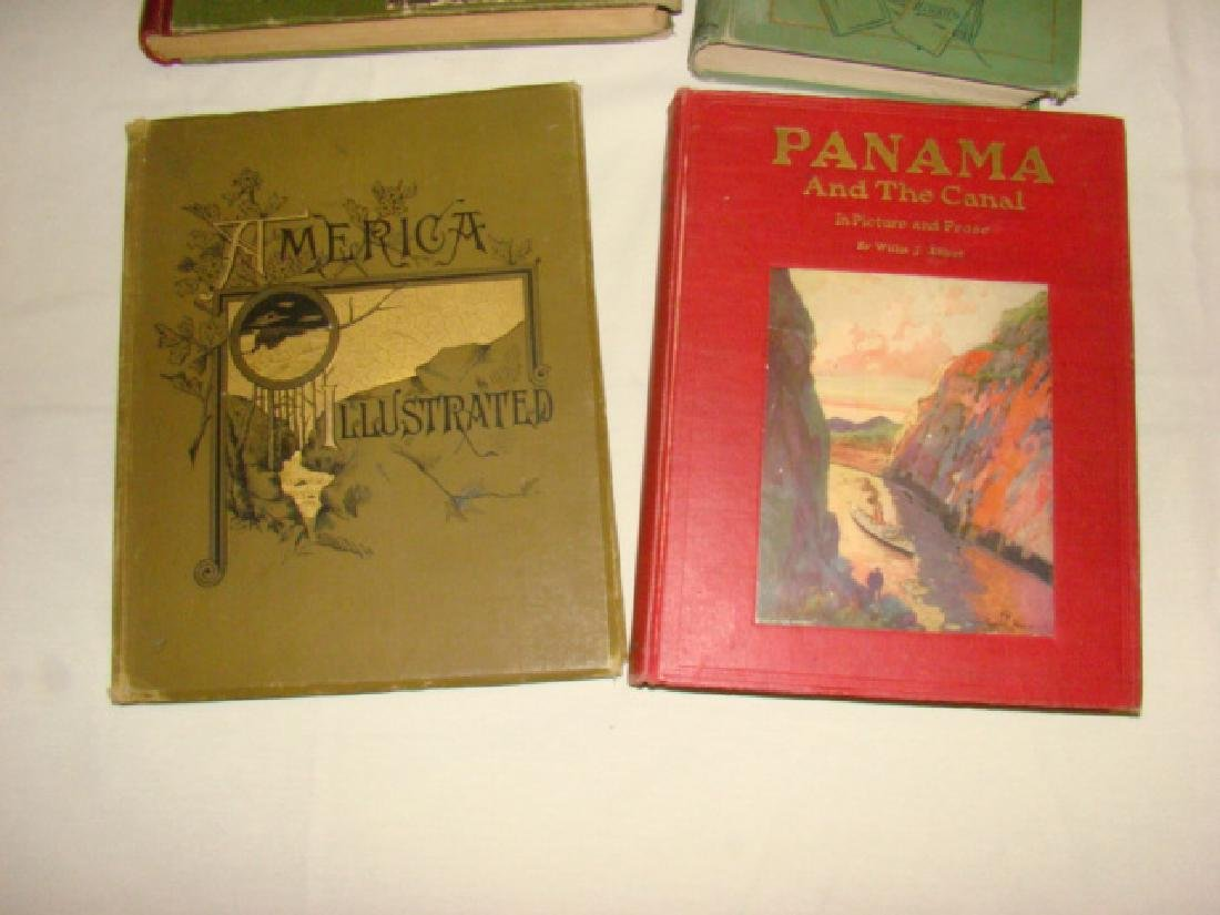 4 ANTIQUE BOOKS-HISTORY AND WAR - 3