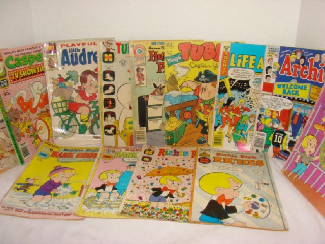 RICHIE RICH- ARCHIE COMICS AND MORE