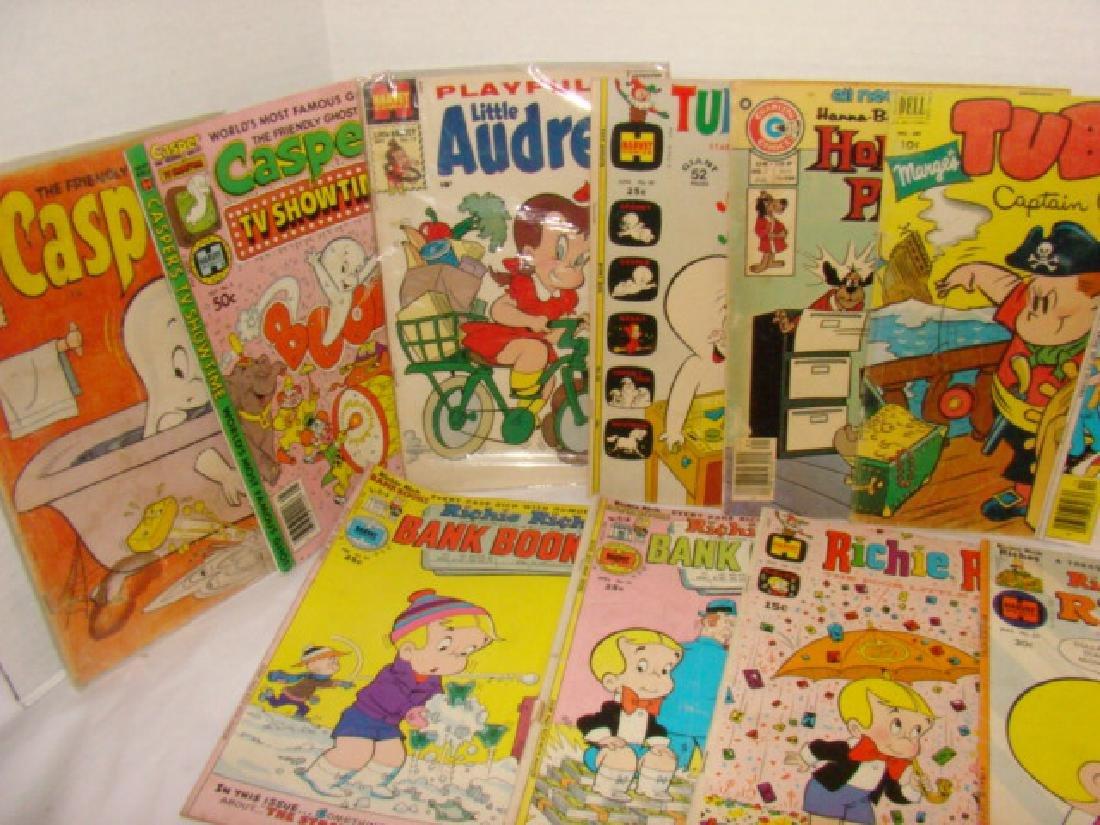 RICHIE RICH- ARCHIE COMICS AND MORE - 3