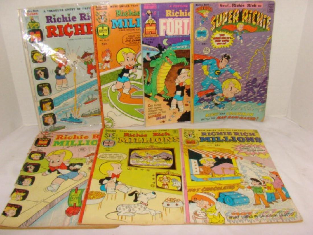 RICHIE RICH- ARCHIE COMICS AND MORE - 5