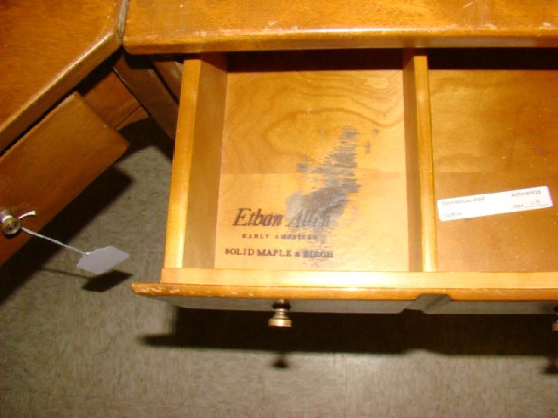 ETHAN ALLEN BY BAUMRITTER 3 PIECE SET - 5