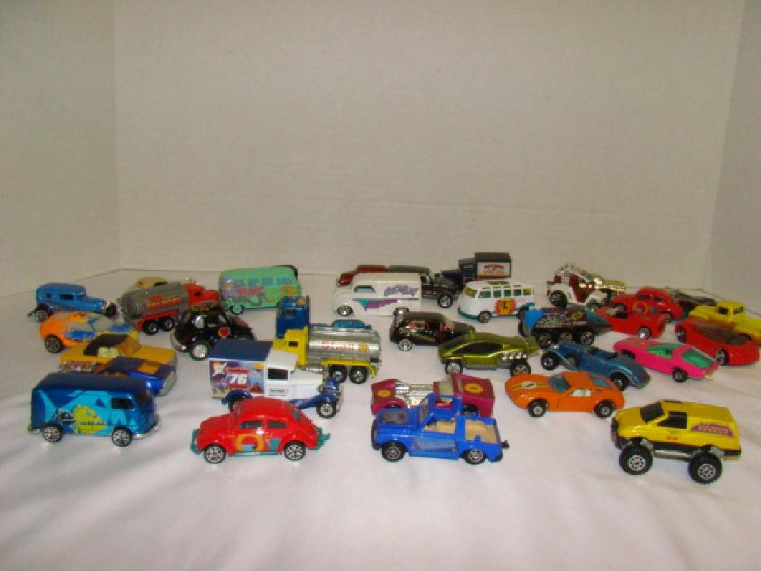 LOT OF TOY CARS - 2