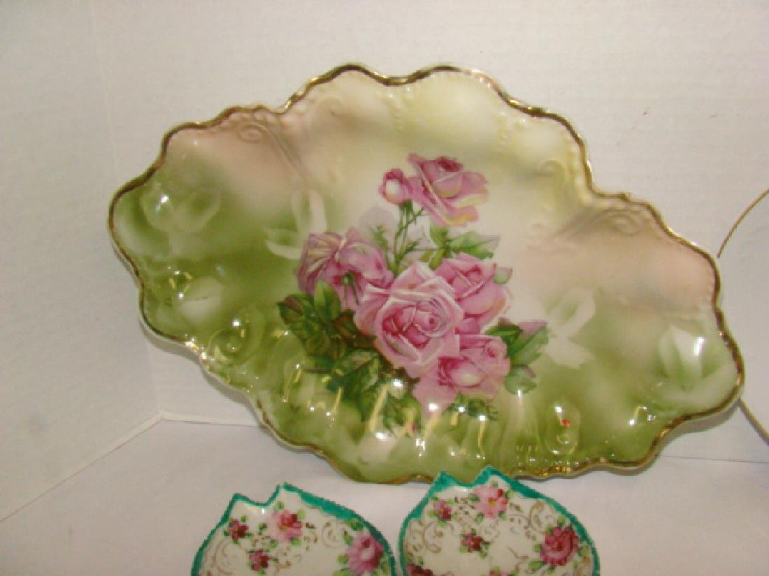 VARIOUS CHINA SERVING DISHES - 3