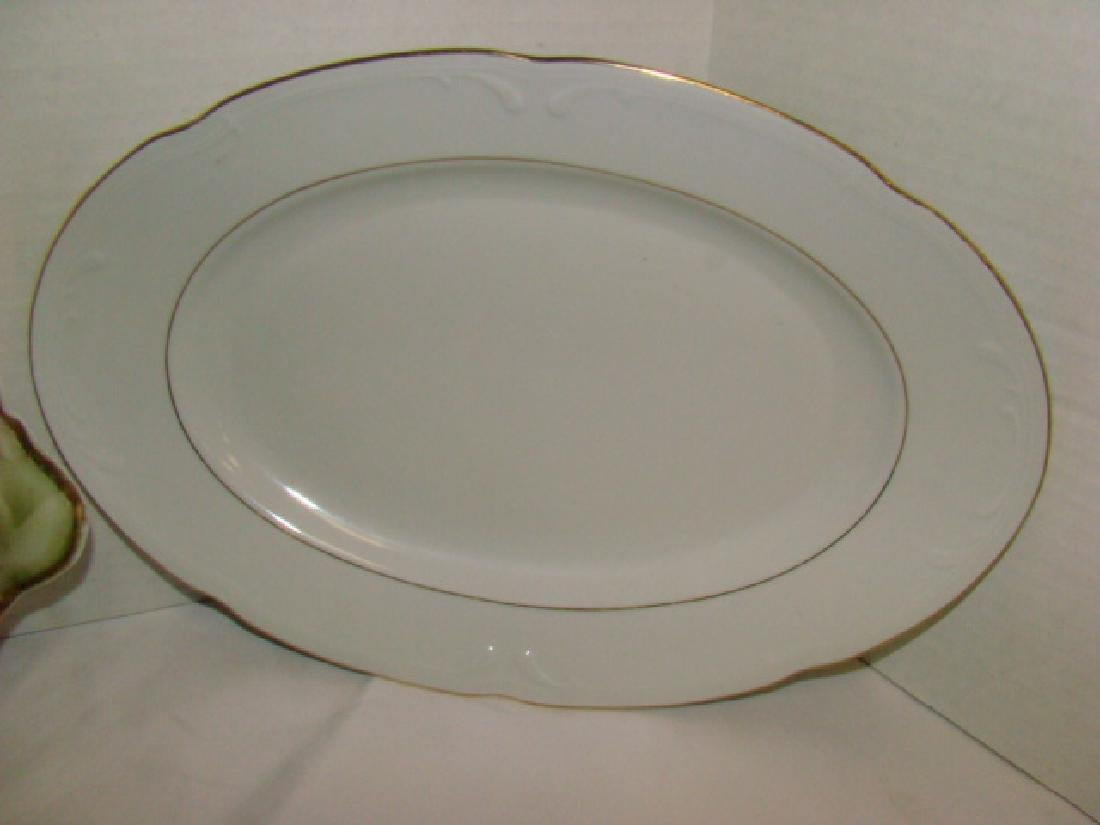 VARIOUS CHINA SERVING DISHES - 4