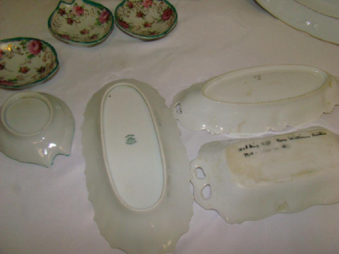 VARIOUS CHINA SERVING DISHES - 5