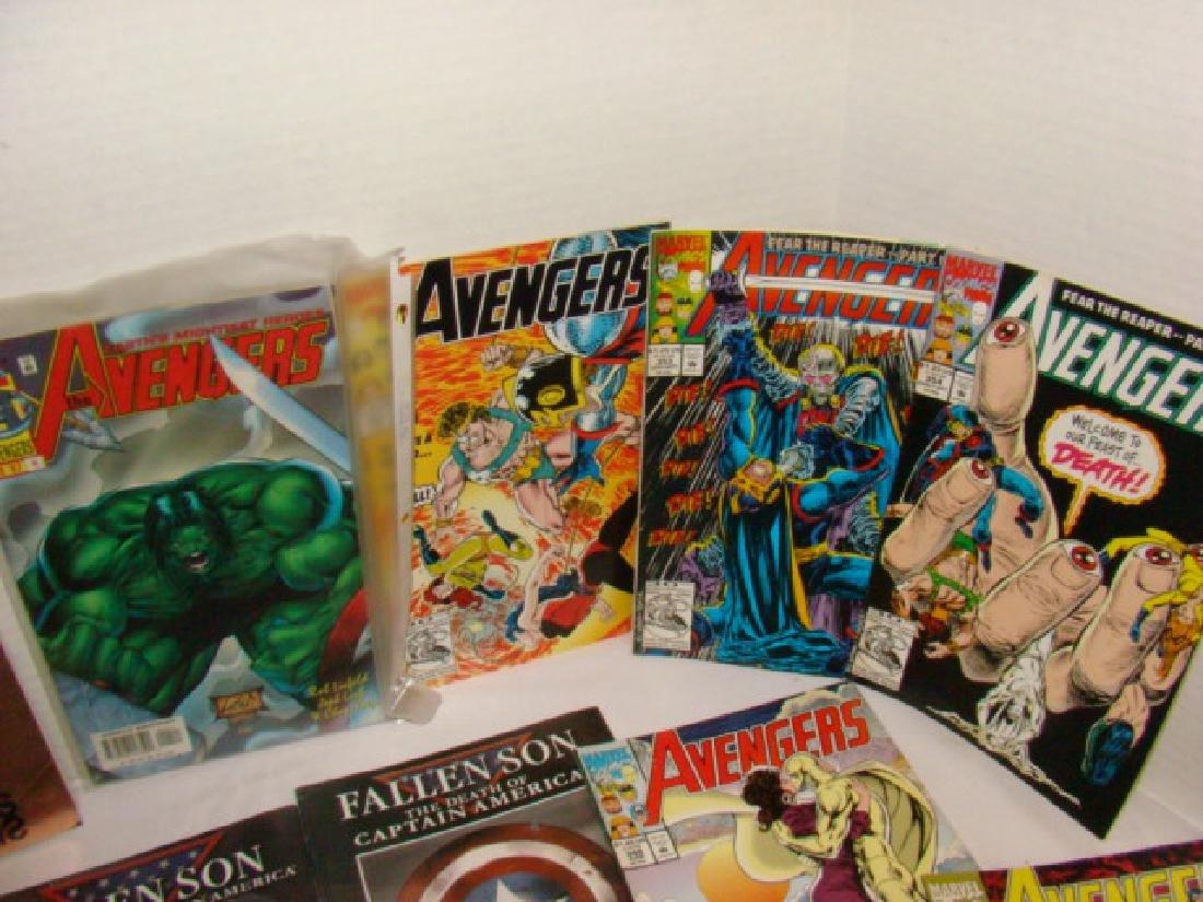 MARVEL COMICS- AVENGERS- X-MEN-X-FORCE & MORE - 10