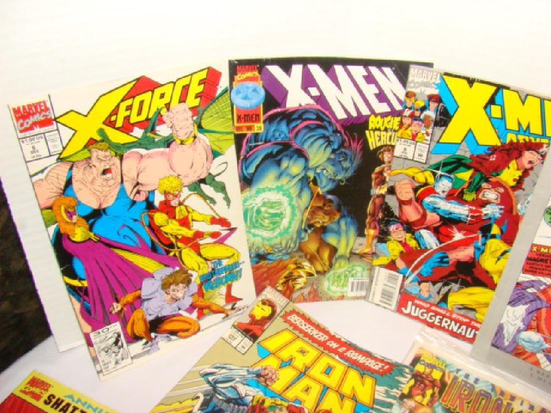 MARVEL COMICS- AVENGERS- X-MEN-X-FORCE & MORE - 2