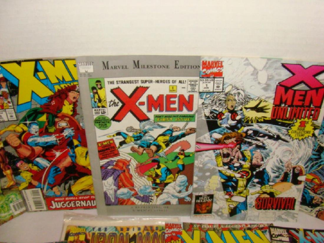 MARVEL COMICS- AVENGERS- X-MEN-X-FORCE & MORE - 3