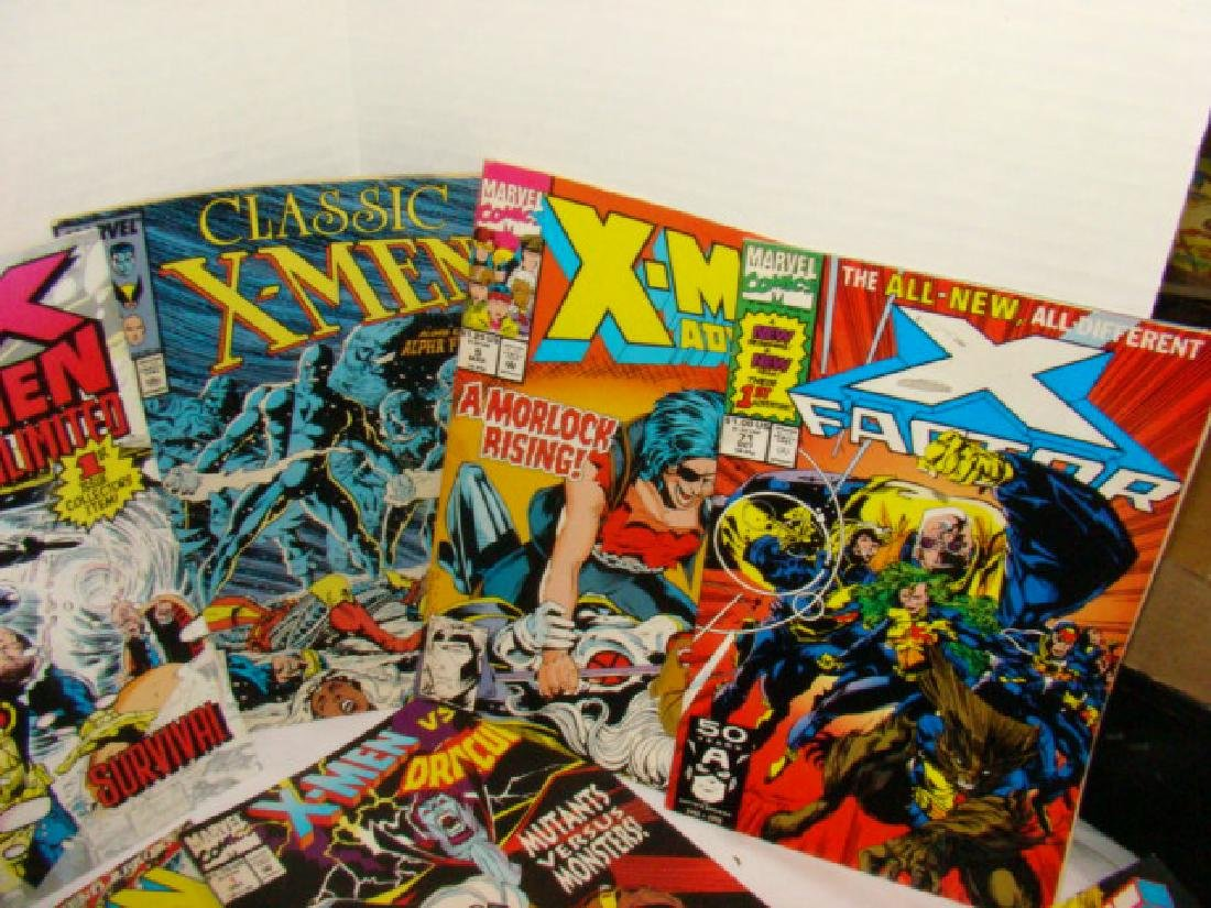 MARVEL COMICS- AVENGERS- X-MEN-X-FORCE & MORE - 4