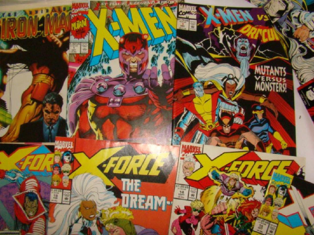 MARVEL COMICS- AVENGERS- X-MEN-X-FORCE & MORE - 5