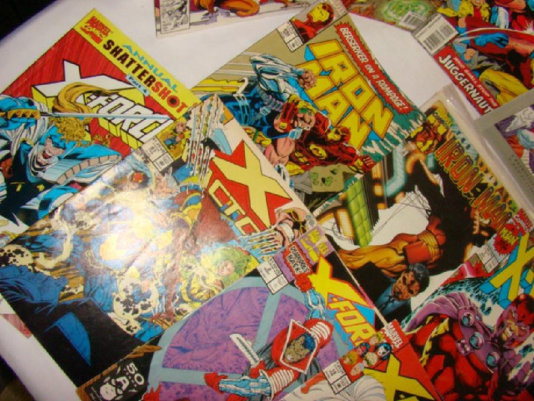 MARVEL COMICS- AVENGERS- X-MEN-X-FORCE & MORE - 6