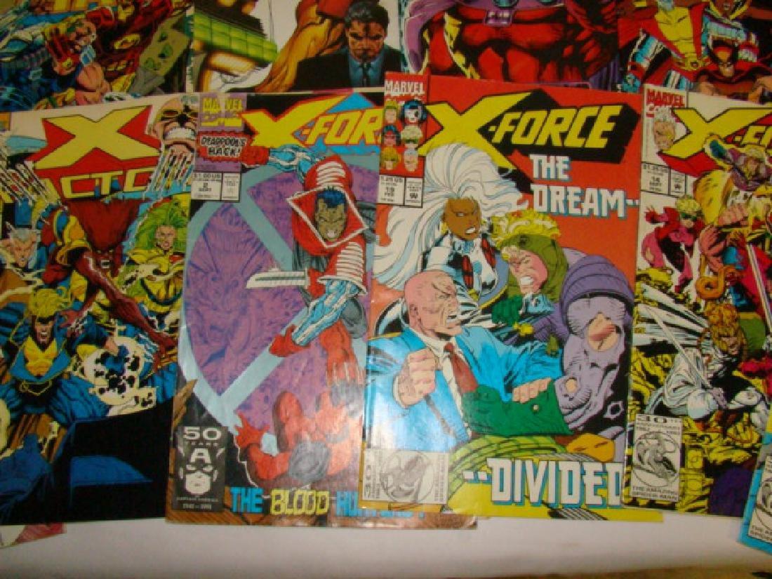 MARVEL COMICS- AVENGERS- X-MEN-X-FORCE & MORE - 7