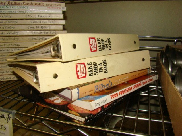 VINTAGE AND NEWER COOKBOOKS - 2