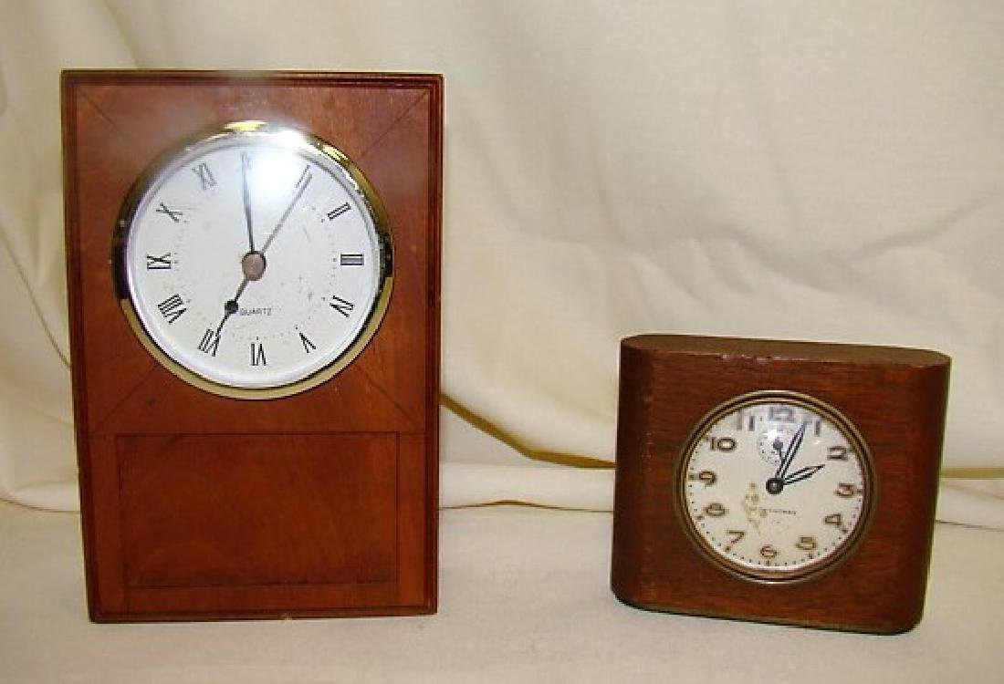 Thomas vintage clock and shaker clock seth thomas vintage clock and shaker clock amipublicfo Image collections