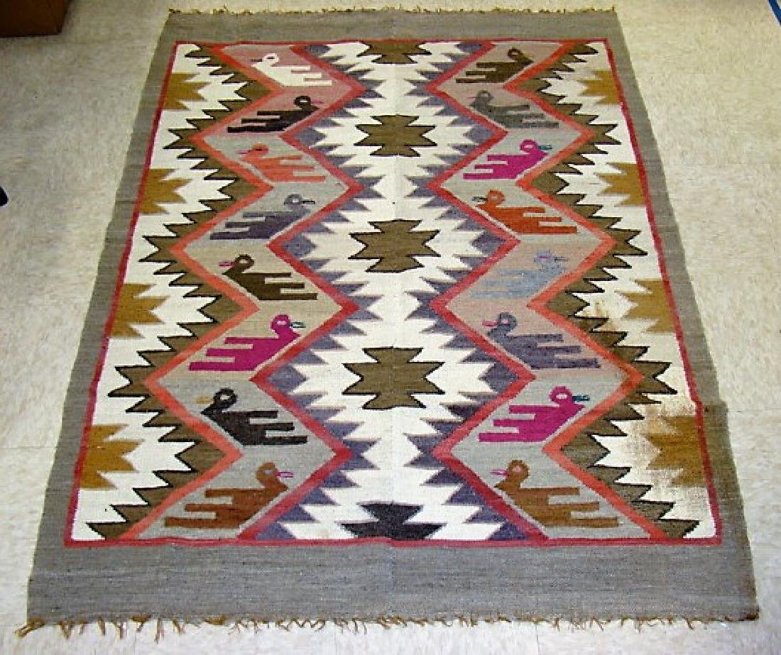 NATIVE AMERICAN STYLE RUG