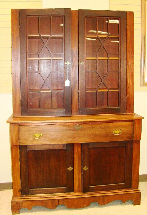 Antique China Hutch >> Antique China Hutch Married Piece Dec 02 2017 Lemar Auctions