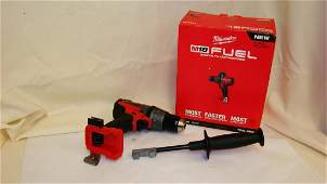 PRE-OWNED MILWAUKIE M18 FUEL CORDLESS HAMMER DRILL