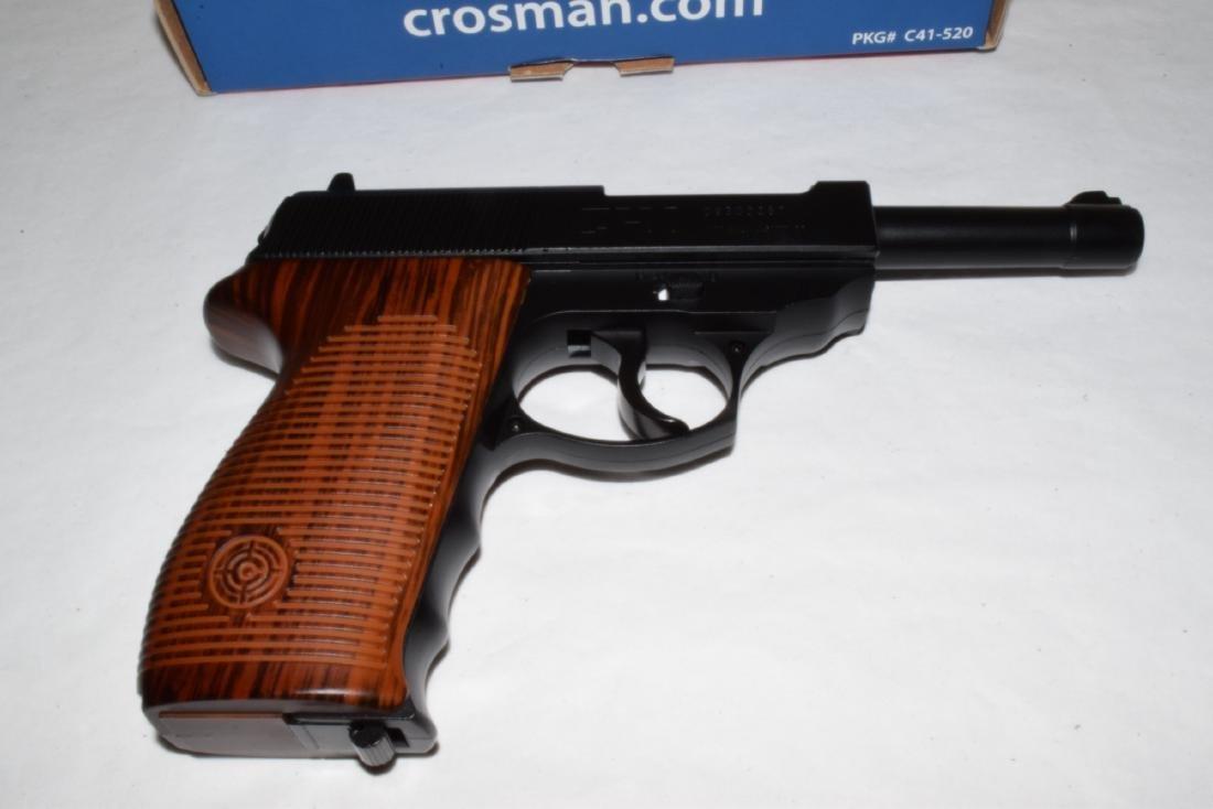 NIB CROSMAN C41 SEMI AUTOMATIC AIR PISTOL - 2