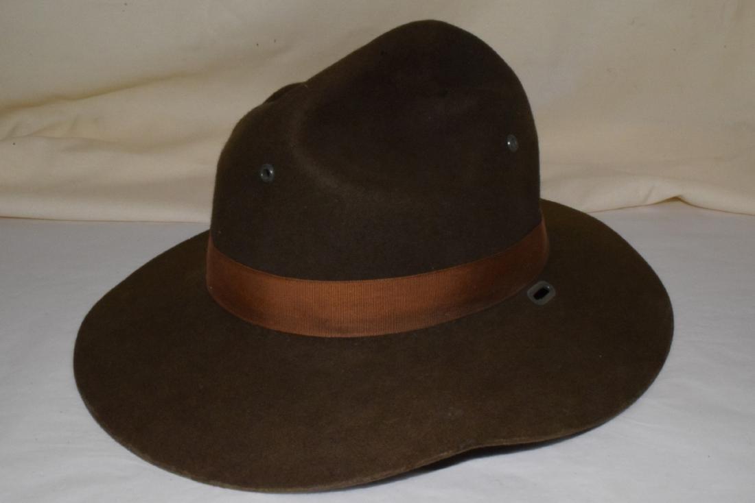 RANGER STYLE HAT - 3