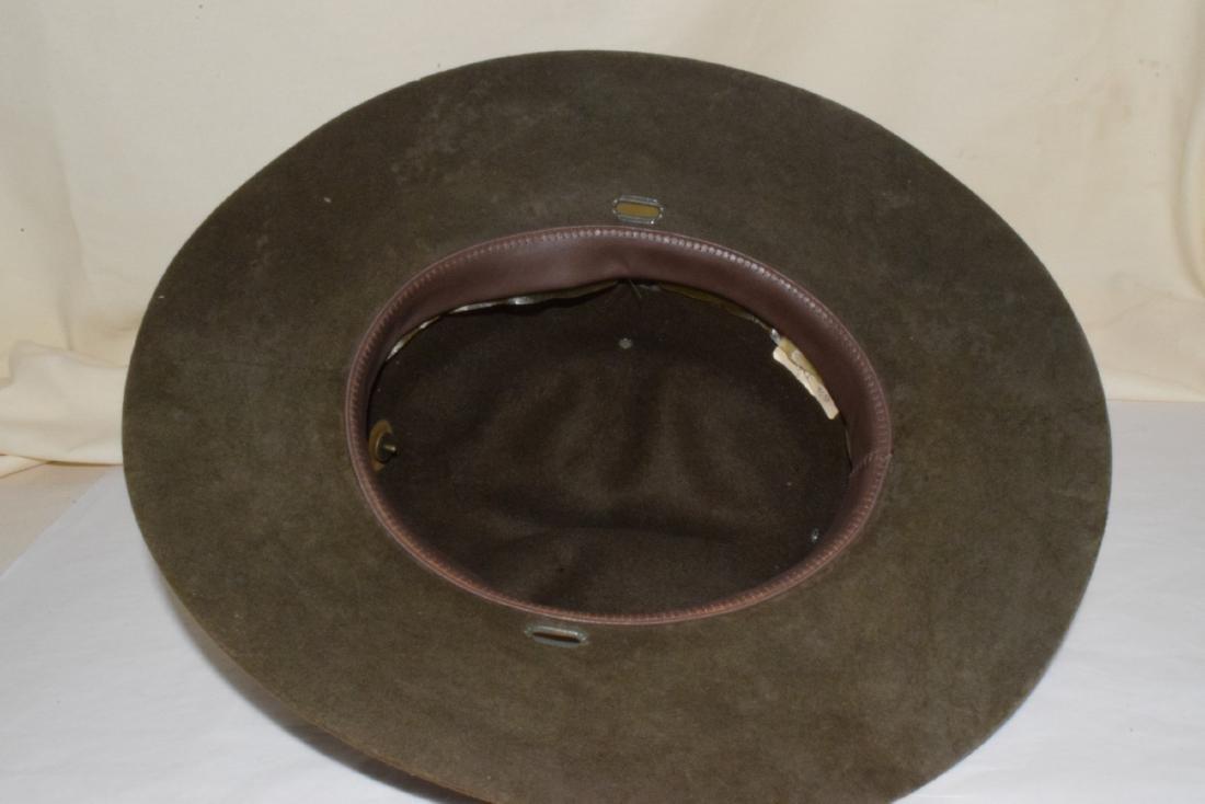 RANGER STYLE HAT - 5