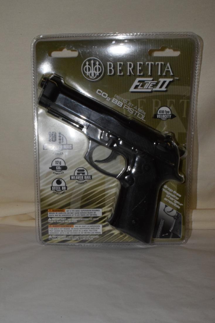 BERETTA ELITE II BB PISTOL - NIP