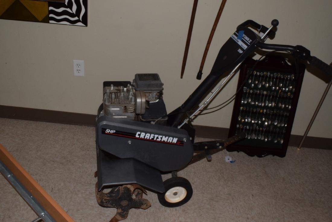 CRAFTSMAN 5 HP ROTOTILLER