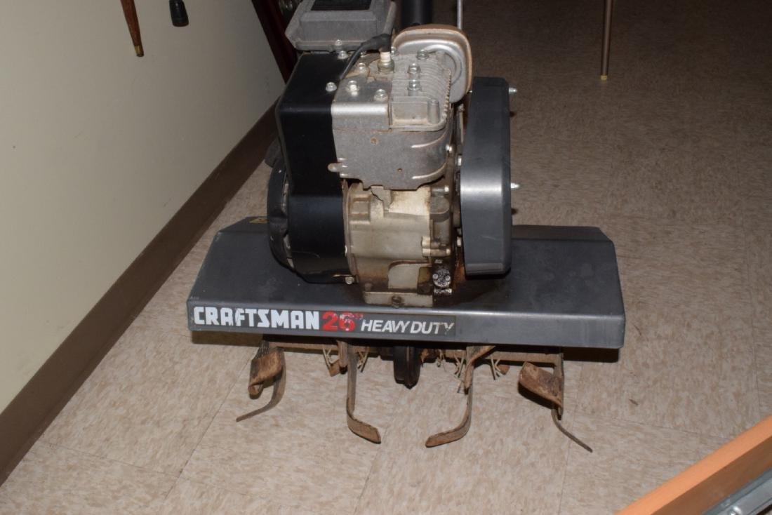 CRAFTSMAN 5 HP ROTOTILLER - 2