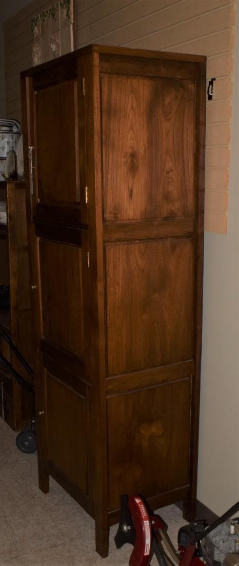 3 DOOR PANTRY CUPBOARD - 2
