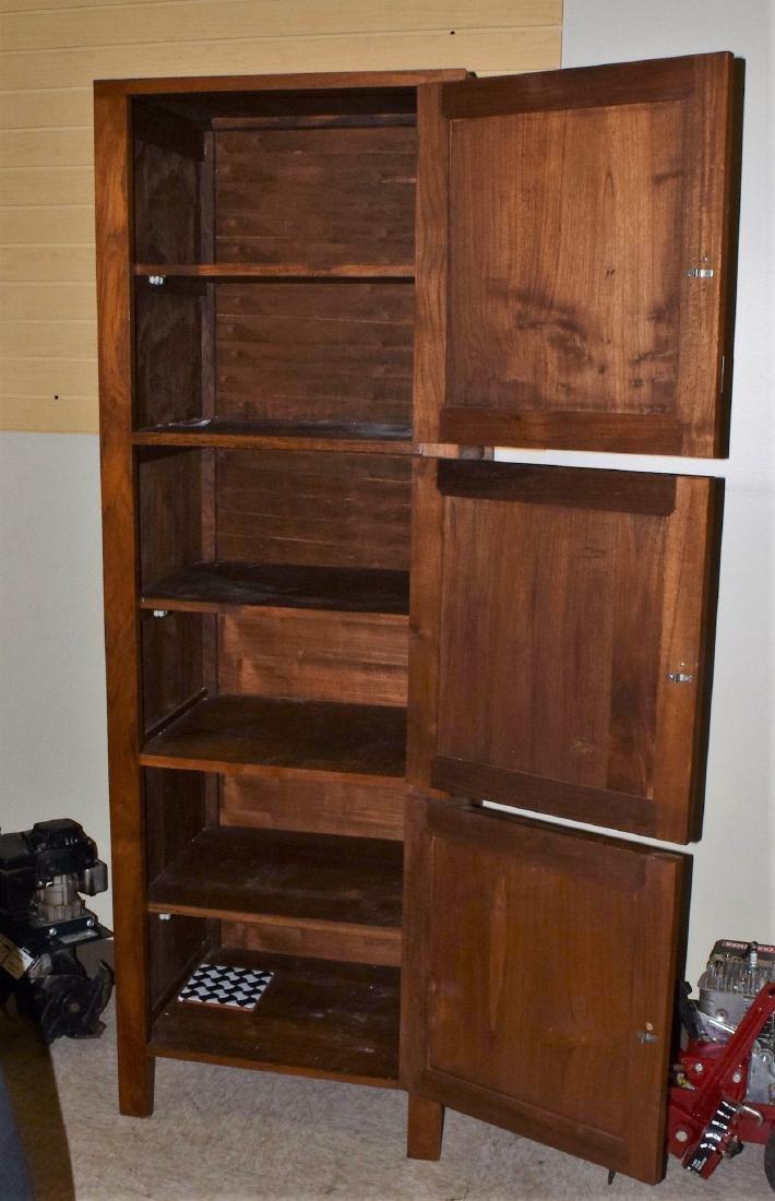3 DOOR PANTRY CUPBOARD - 3