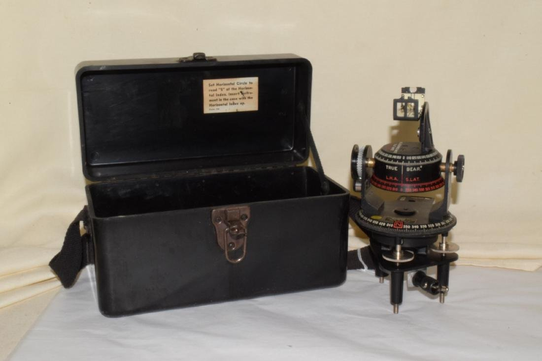 ANTIQUE ASTRO-COMPASS MK II