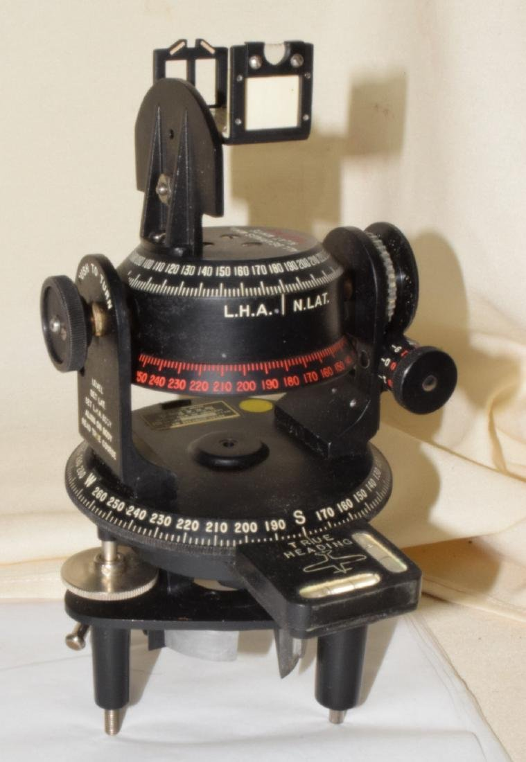 ANTIQUE ASTRO-COMPASS MK II - 2