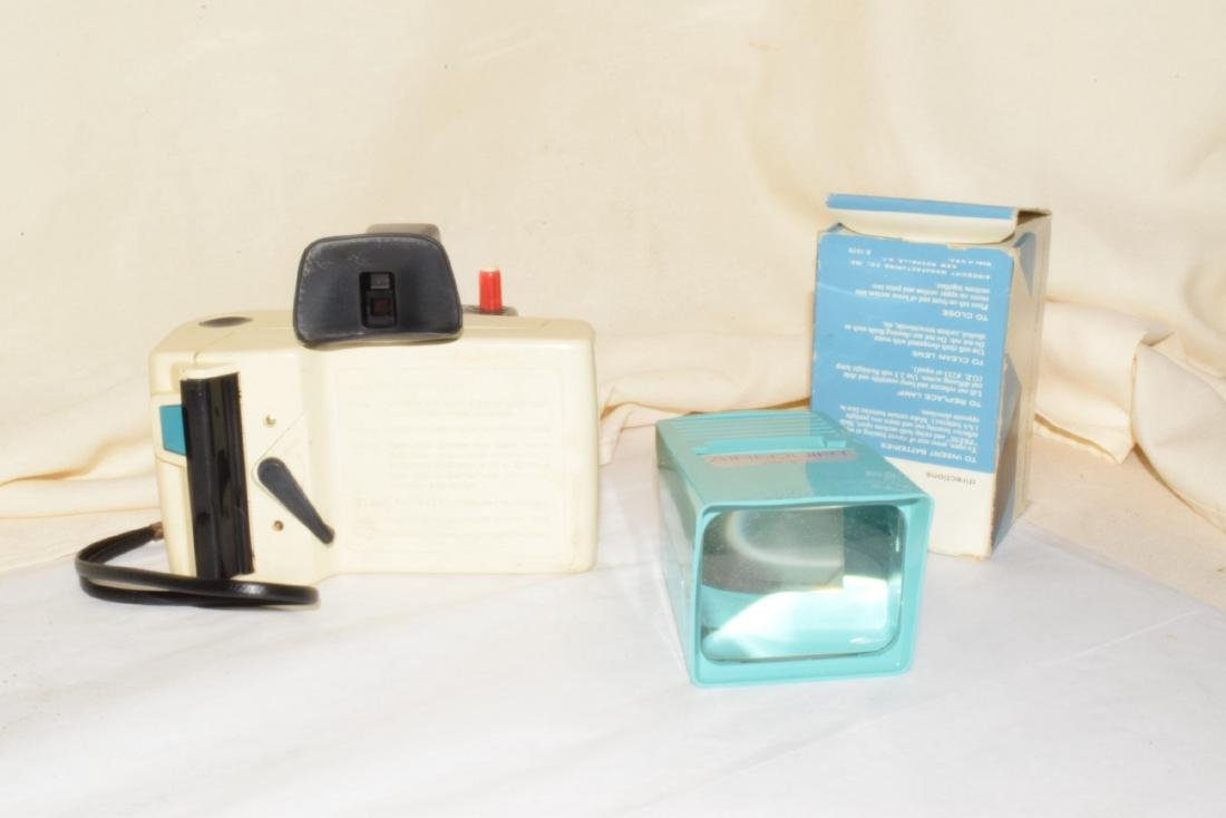 VINTAGE CAMERA ITEMS & MORE - 5