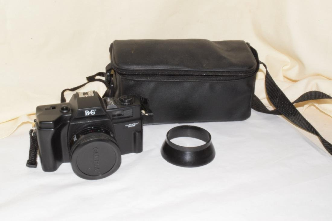 VINTAGE CAMERA ITEMS & MORE - 6